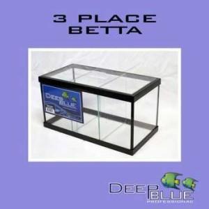 Deep-Blue-Professional-ADB11003-Glass-Standard-3-Way-Betta-Aquarium-Tank-Kit-15-Gallon-0