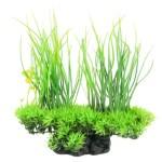Jardin-Plastic-Emulational-Decorative-Long-Leaf-Plant-for-Aquarium-20cm-Green-0
