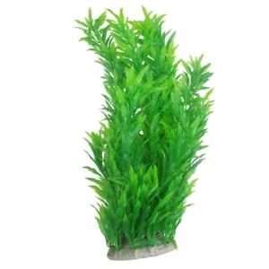 Jardin-Plastic-Linear-Leaves-Underwater-Plants-Decoration-for-Aquarium-Green-0