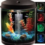 KollerCraft-AQUARIUS-AquaView-360-Aquarium-Kit-with-LED-Light-2-Gallon-0