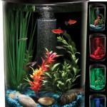 KollerCraft-AQUARIUS-AquaView-360-Aquarium-Kit-with-LED-Light-3-Gallon-0