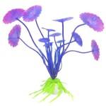 UmiweTM-Decoration-Lifelike-Purple-Plastic-Simulated-Sea-PlantsMarine-PlantsFlora-for-Aquarium-Fish-Tank-With-Umiwe-Accessory-Peeler-0