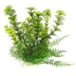 Fish-Tank-Aquarium-Green-Plastic-Grass-Plants-Decoration-67-High-0