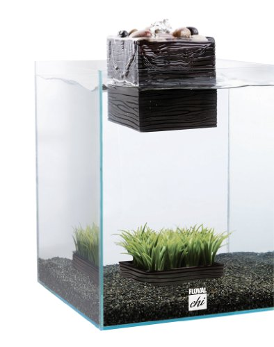 Fluval Chi Aquarium Kit 5 Gallon Fish Tank