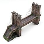 Penn-Plax-Medium-Brooklyn-Bridge-For-Fish-Tank-Aquarium-Decoration-0