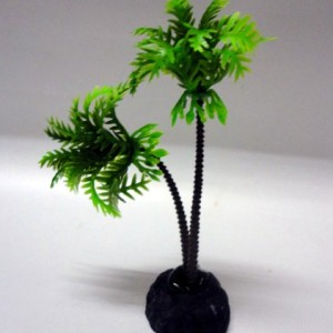 2-PCS-Plastic-Coco-Tree-Plants-for-Fish-Tank-Aquarium-Deocr-0