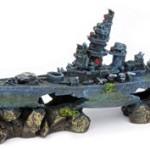 Penn-Plax-Battleship-Aquarium-Fish-Tank-Decoration-0