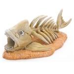 Penn-Plax-Zombie-Fish-Aquarium-Ornament-72-by-35-by-3-Inch-0