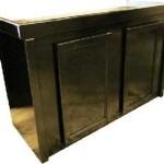 RJ-Enterprises-ARJ00391-Birch-Wood-Aquarium-Cabinet-Stand-48-by-13-Inch-Black-0
