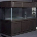 Fish-Aquatic-Supplies-Marine-Series-Rr-300-Gal-Blk-Tank-72X36x27-Starphire-0