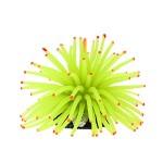 Jardin-Silicone-Aquarium-Fish-Tank-Mini-Sea-Anemone-Ornament-Yellow-Green-0