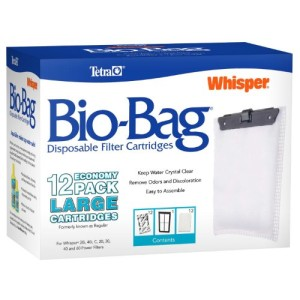 Tetra-26164-Whisper-Bio-Bag-Cartridge-Unassembled-Large-12-Pack-0