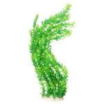 Green-Oval-Leaves-Emulational-Aquatic-Plastic-Plant-Decor-24-for-Fish-Tank-Aquarium-0