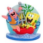 Penn-Plax-SpongeBob-and-Patrick-on-a-Buoy-Aquarium-Ornament-0