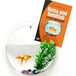 Wall-Mounted-Fish-Bowl-Bubble-for-Goldfish-Beta-or-Hanging-Terrarium-with-Exclusive-Lets-Get-Started-Guide-10-in-Diameter-Acrylic-by-Stanton-Collections-0